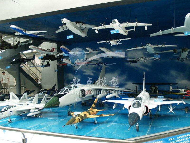 北京盛世起点模型-科技馆系列战机模型