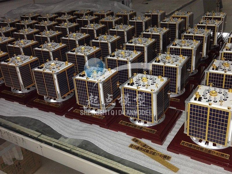 北京盛世起点模型-灵巧通讯卫星模型