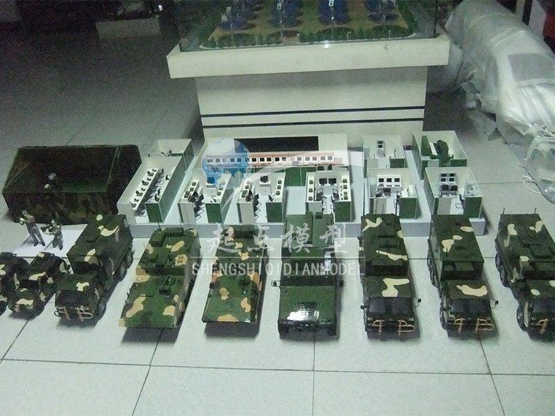 北京盛世起点模型-军用车辆模型