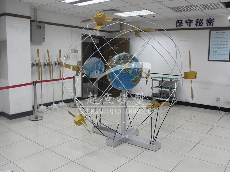 北京盛世起点模型-清华大学卫星轨道模型