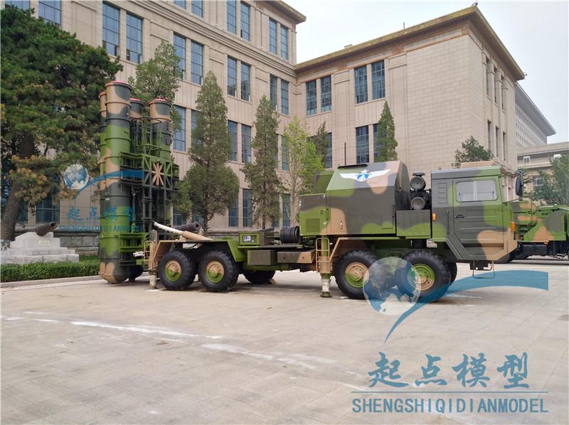 北京盛世起点模型-红旗9b防空导弹模型